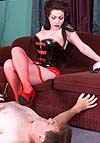 FOOT SUBMISSION 1 - PERSEPHONE AND SLAVE DVD