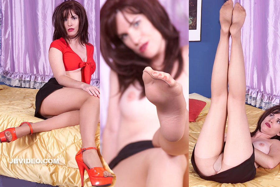 ALEX FOXE'S FOOT TEASE DVD