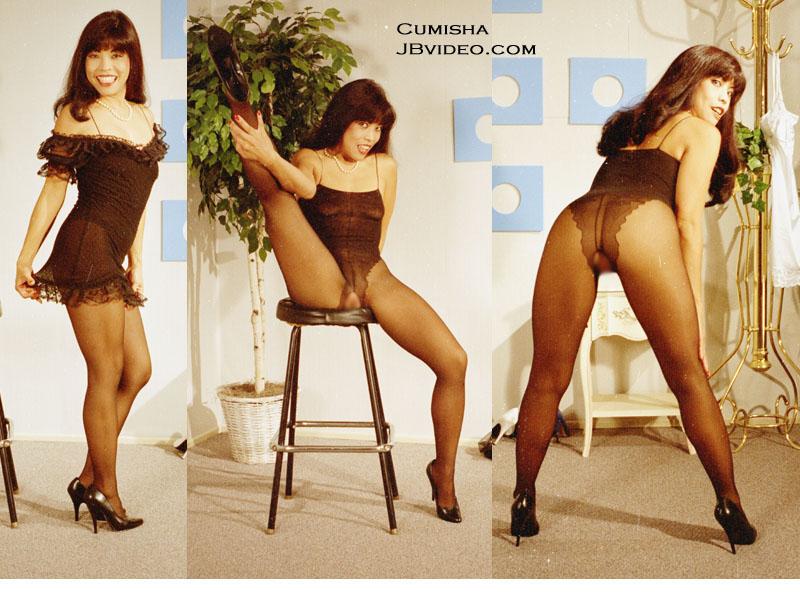 CUMISHA DVD