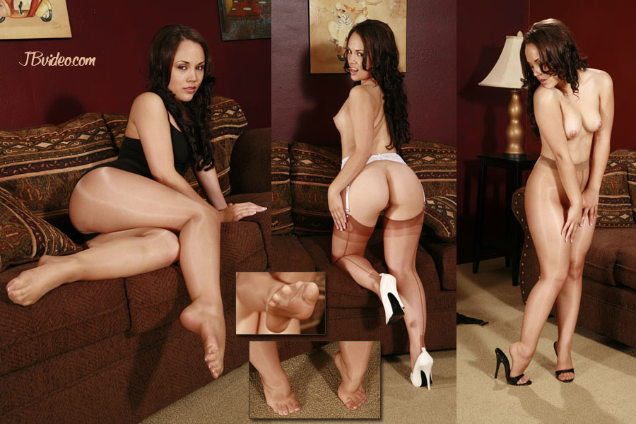 KRISTINA ROSE'S FOOT TEASE DVD