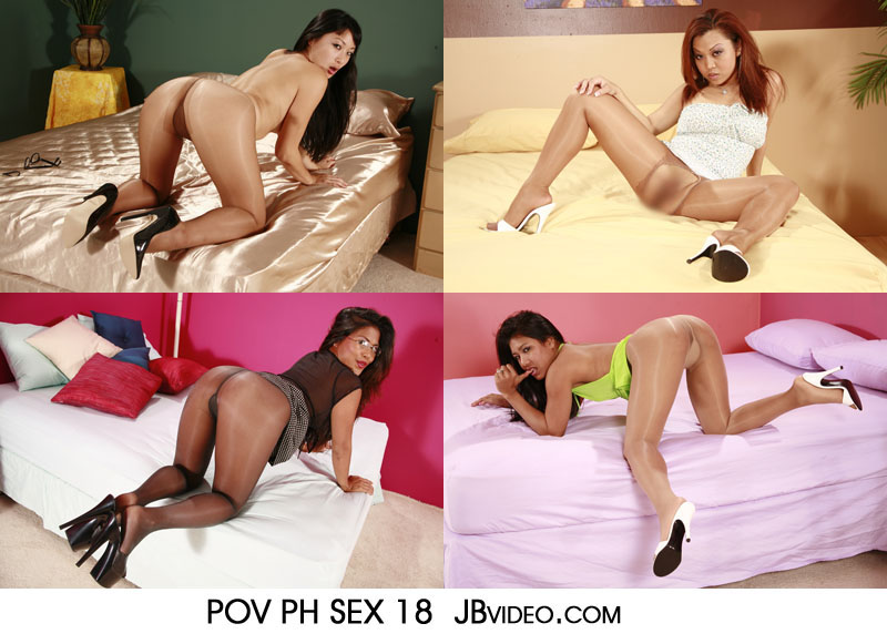 POV PANTYHOSE SEX 18 DVD