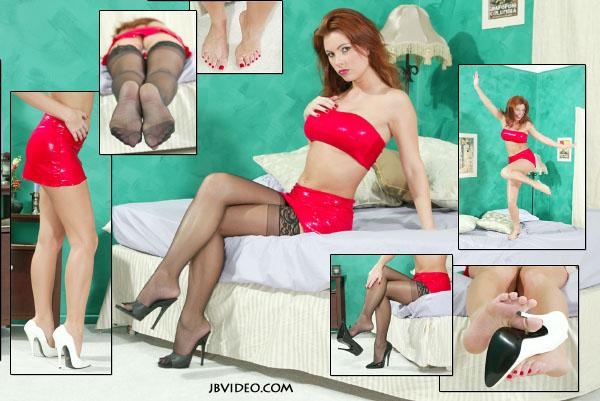 VALERIE'S FOOT TEASE - DVD