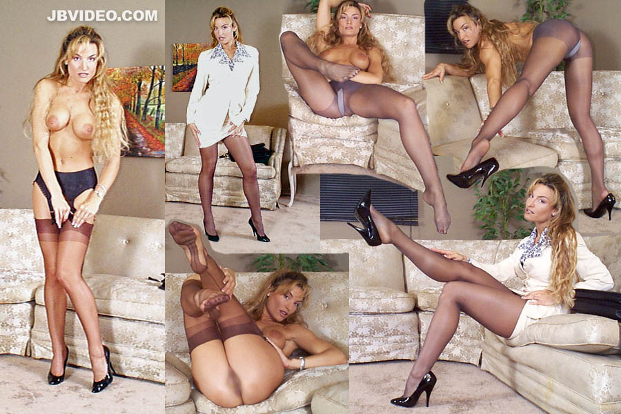 KELLY ASHTON'S FOOT TEASE DVD