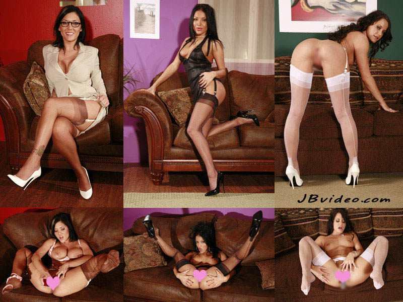 SEXY STOCKINGS 2 DVD