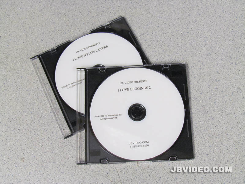 DVD PRODUCT SAMPLE